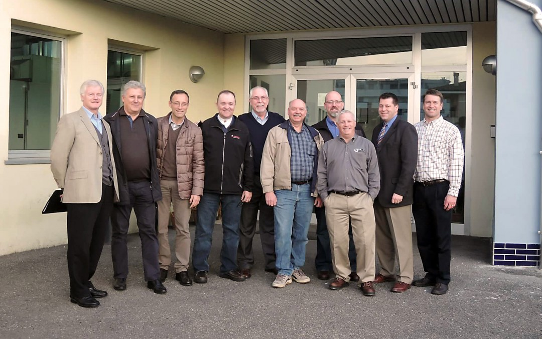 Koepfer America's Gear Technology Tour Visits Italy