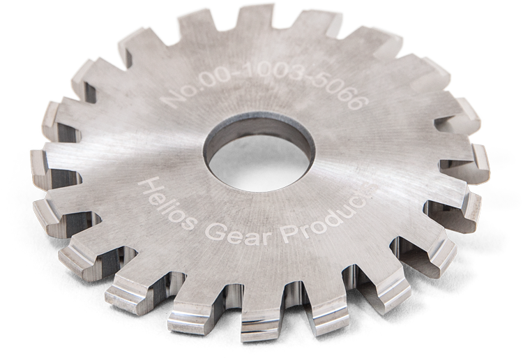 Helios Uncoated Carbide Thread Milling Cutter
