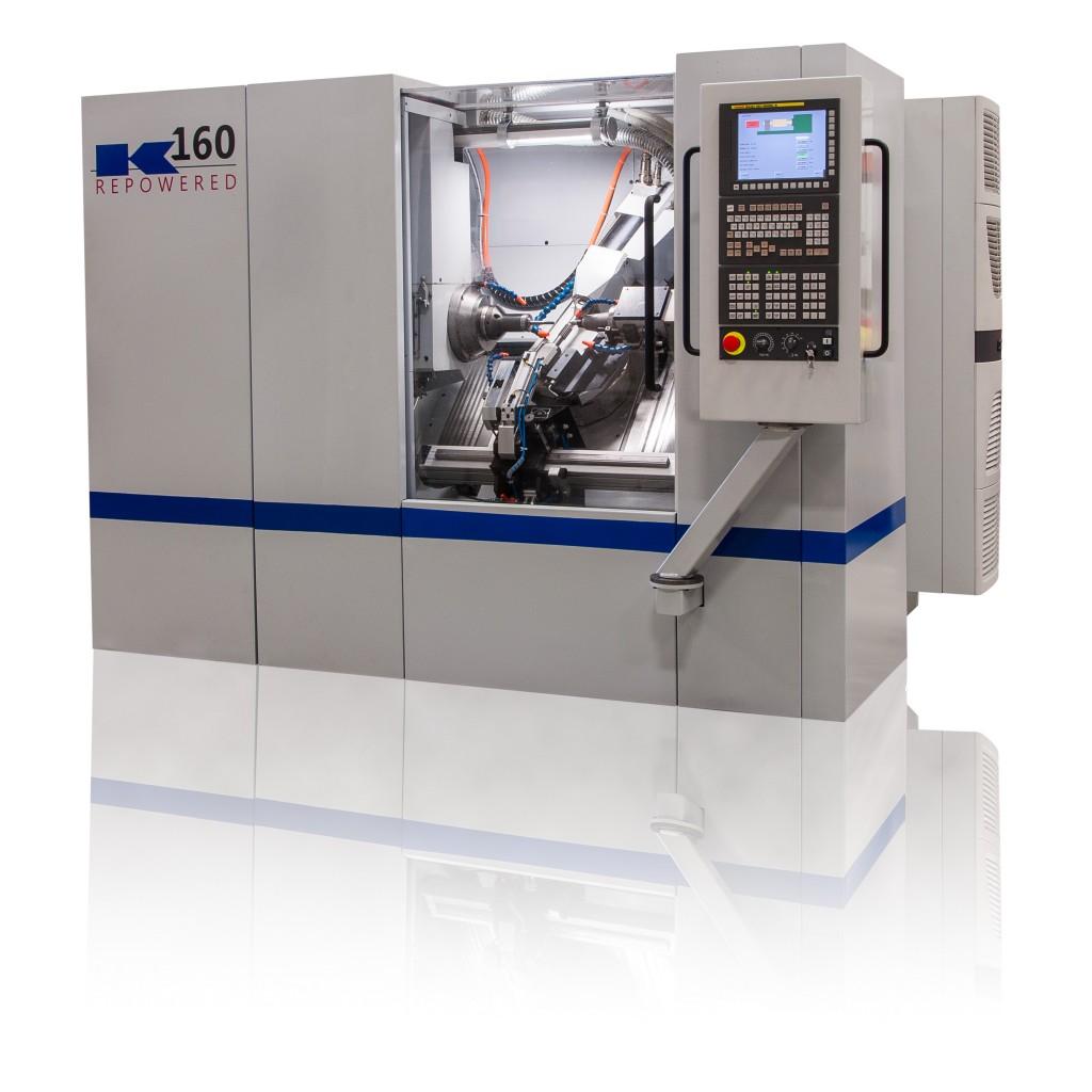 Koepfer America K160 Repowered CNC Gear Hobbing Machine